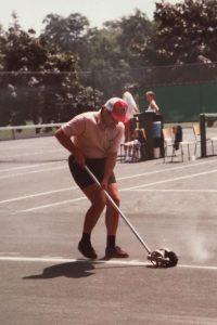 Marten cleaning lines
